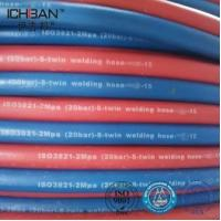 Buy cheap ICHIBAN Gas Flexible Welding Cutting Twin Rubber Gas Flexible Hose from wholesalers