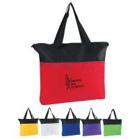 Best Personalized Non-Woven Zippered Tote Bag wholesale