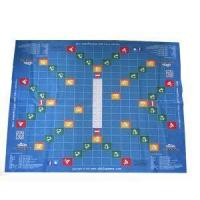China Eco-friendly Floor Soft Rubber Custom Printing Anti-slip Large Play Mat on sale