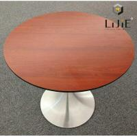 Buy cheap Waterptoof and Easy to Clean Restaurant Round Interior Compact Table Top from wholesalers