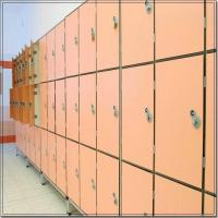 Best Fireproof Easy to Clean High Pressure Laminate Board Supermarket Lockers wholesale