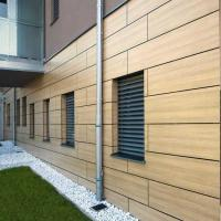 Buy cheap Easy to Install Decorative Outdoor Compact Board Wall Cladding from wholesalers