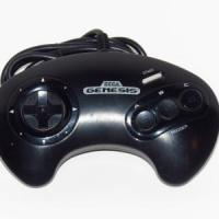 China Sega genesis 3 button Official Controller on sale