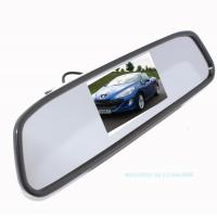 Buy cheap Universal 4.3 TFT LCD Replacement Mirror Monitor from wholesalers