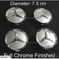 Buy cheap 4 Pcs 75mm Mercedes Benz Wheel Center Cdage Cap from wholesalers