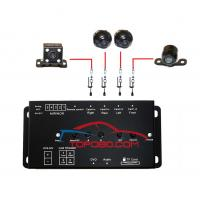 360 Full View With Front/Rear/Right/Left 4 Cameras DVR Control Box