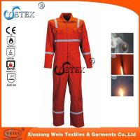 high visibility flame retardant safety garments for workers
