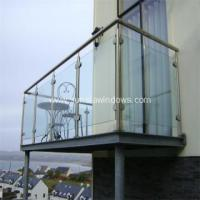 China Aluminium Balustrade Using for Terrace in Villa on sale
