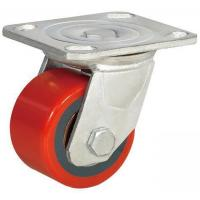 Buy cheap Kaiston Manufactured Low Gravity Center PU Castors from wholesalers