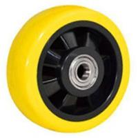 Buy cheap Kaiston Caster Manufactured Heavy Duty PU Wheels for Carts from wholesalers