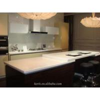 Best Asian Solid Surface Composite Artificial Marble Top Dining Table wholesale