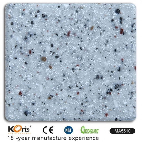 Cheap Artificial Marble Stone Solid Surface Sheet for Countertop for sale