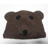 Best Women's Thick Winter Knit Beanie Hat with Pom wholesale