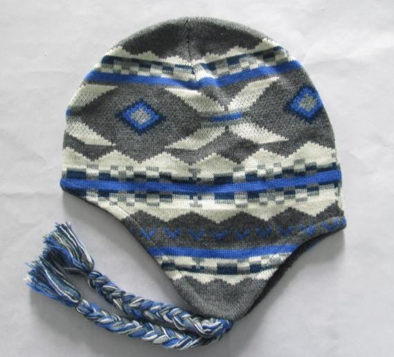 Cheap High Quality Pom Pom Cheap Winter Hat Knit Beanie Hats for sale