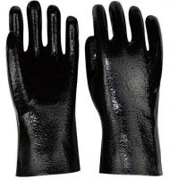 Buy cheap PVC Fully Coated Rough Finished Gloves from wholesalers