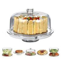 Best Artland Simplicity Cake Plate with Dome Lid wholesale