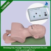 electronic human trachea intubation training manikin (with Alarm)