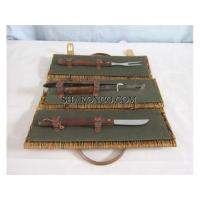 China Barbeque/Garden tool and pet basket set on sale
