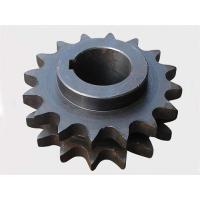 China Spur gear Chain sprocket on sale