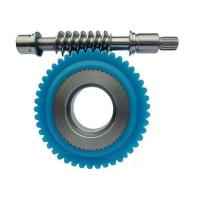 China Spur gear Worm gear set on sale