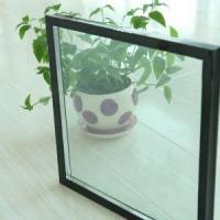 China 4mm to 12mm Insulated Building Reflective Glass Double Pane Tempered Window Glass Replacement on sale