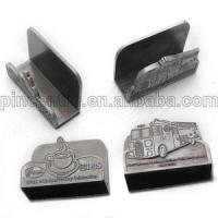 China Metal Business Card Holder Desk on sale