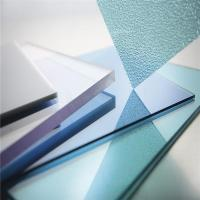 Best Plastic Lexan Embossed Solid Polycarbonate Sheet Different Colors wholesale