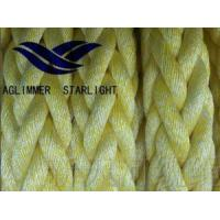 Buy cheap 12 Strand Polyester and Polypropylene Mixed Combined Synthetic Rope product