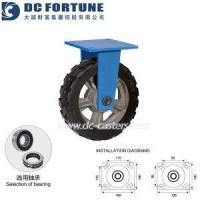 Buy cheap Heavy Duty Rubber Casters from wholesalers