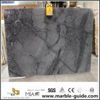 Buy cheap Grey Galaxy Marble Slab For Bathroom Flooring Tile Countertops With Good Quality from wholesalers