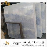 Buy cheap Natural Talli Blue Stone Marble Slab For Floor Tile From Canada from wholesalers