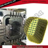 China Rattan Laundry Basket Injection Mould on sale