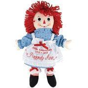 Buy cheap Raggedy Ann 100th Anniversary Embroidered on Apron Doll **LIMITED AVAILABILITY** from wholesalers