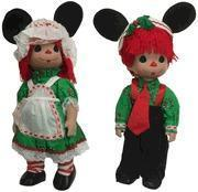 Buy cheap Precious Moments Disney Raggedy Ann & Andy Christmas To You Dolls **See below for ANDY ONLY** from wholesalers