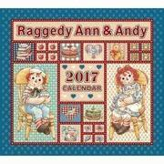 Buy cheap Raggedy Ann & Andy 2017 Wall Calendar from Japan from wholesalers