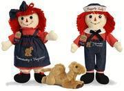Buy cheap Raggedy Ann & Andy Understanding and Forgiveness Special Edition Dolls by Aurora from wholesalers