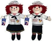 Buy cheap Support Our Troops Raggedy Ann & Raggedy Andy Dolls by Aurora from wholesalers