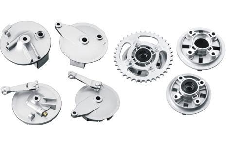 Cheap Motorcycle Wheel Assembly for sale