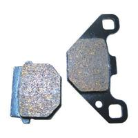 Buy cheap MOTORCYCLE CHAIN SPROCKET AG100 BRAKE PAD from wholesalers