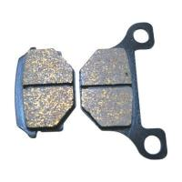 Buy cheap MOTORCYCLE CHAIN SPROCKET GS125 BRAKE PAD from wholesalers