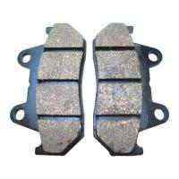 Buy cheap MOTORCYCLE CHAIN SPROCKET CBT125 BRAKE PAD from wholesalers