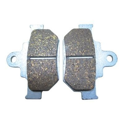 Cheap MOTORCYCLE CHAIN SPROCKET GN 250 BRAKE PAD for sale