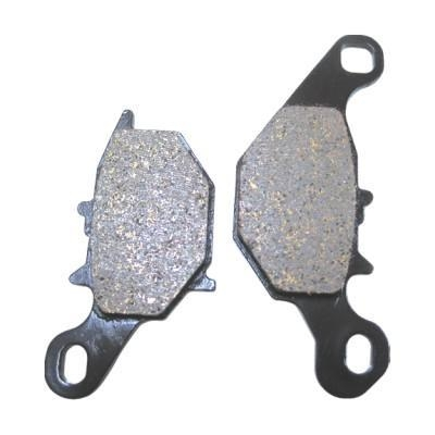 Cheap MOTORCYCLE CHAIN SPROCKET AN125 BRAKE PAD for sale