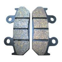 Buy cheap MOTORCYCLE CHAIN SPROCKET CBR250 Q BRAKE PAD from wholesalers