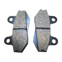 Buy cheap MOTORCYCLE CHAIN SPROCKET ABS150 BRAKE PAD from wholesalers
