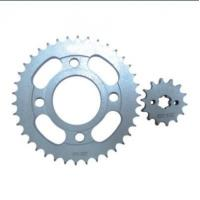 China MOTORCYCLE CHAIN SPROCKET ZJ100 MOTORCYCLE SPROCKETS on sale