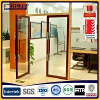 Best Customized Commercial Aluminium Spring Door for Hotel and Office wholesale