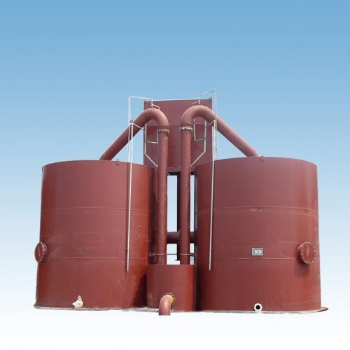 Cheap Gravity type double-valve Filter for sale