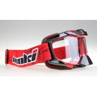 Buy cheap NENKI NK-1015 red motocross goggle product