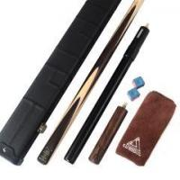 Best CUESOUL D414 Deluxe Package of Handcraft 57inch one piece Snooker Cue wholesale